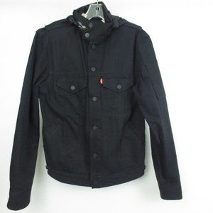 LEVIS COMMUTER Jacket Rain Hoodie Cycling